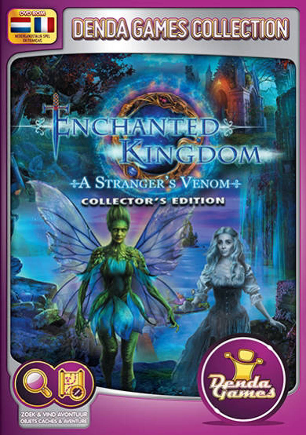 Enchanted kingdom - A strangers venom (Collectors edition) (PC)