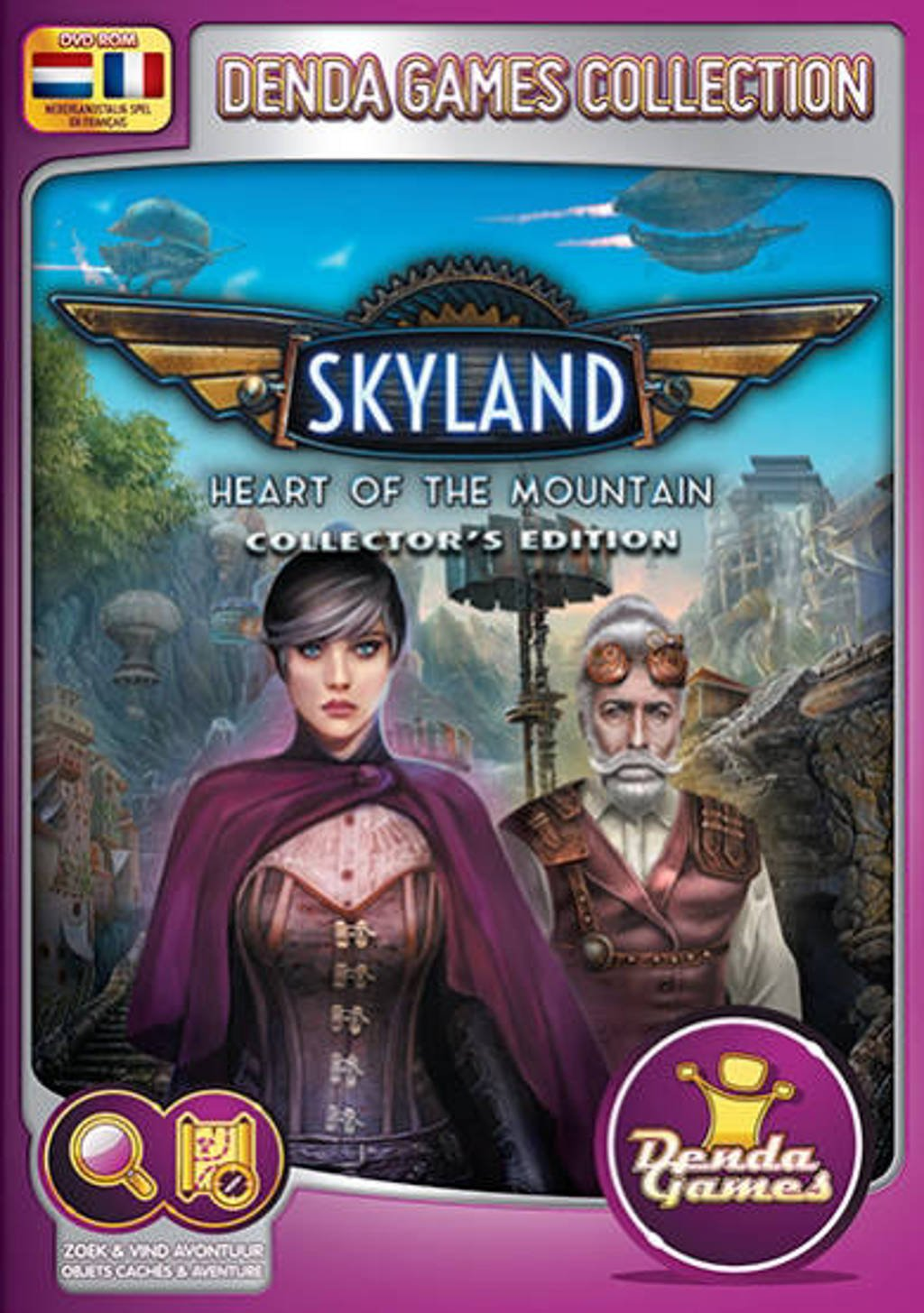 Skyland - Heart of the mountain (Collectors edition) (PC)