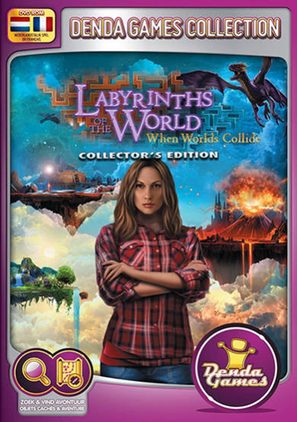 Labyrinths of the world - When world's collide (Collectors edition)  (PC)