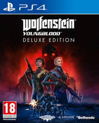 Wolfenstein - Youngblood (Deluxe edition) (PlayStation 4)