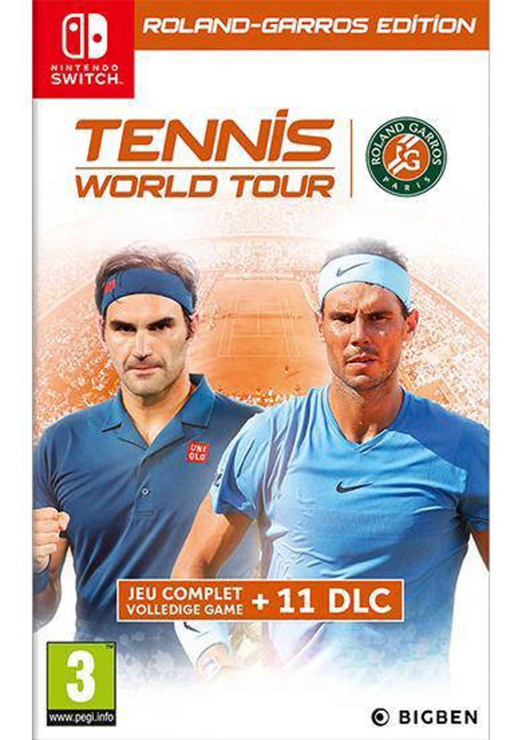 Tennis world tour - Roland Garros (Nintendo Switch)