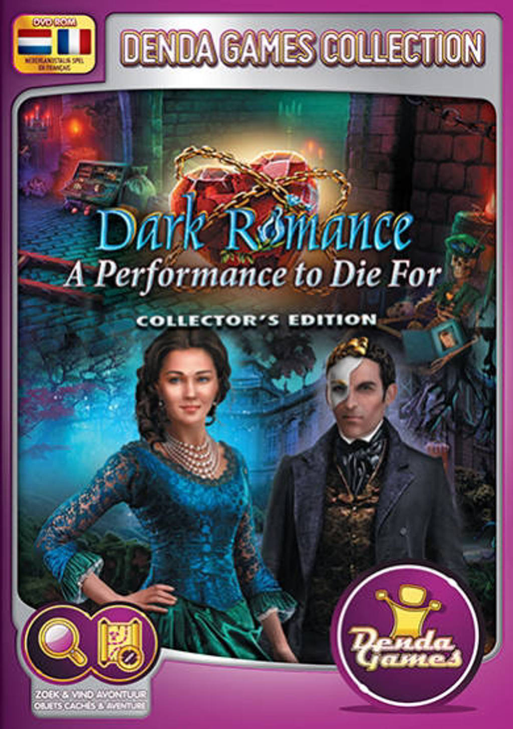 Dark romance - A performance to die for (Collectors edition) (PC)