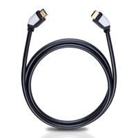 Oehlbach HDMI kabel, Zwart
