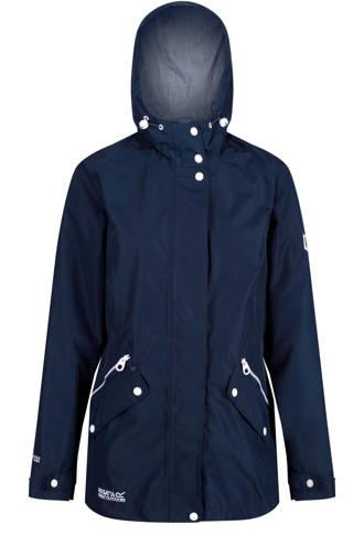 outdoor jas Basilia donkerblauw