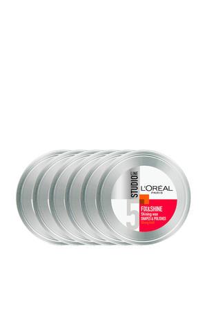 wax - 6x 75ml multiverpakking