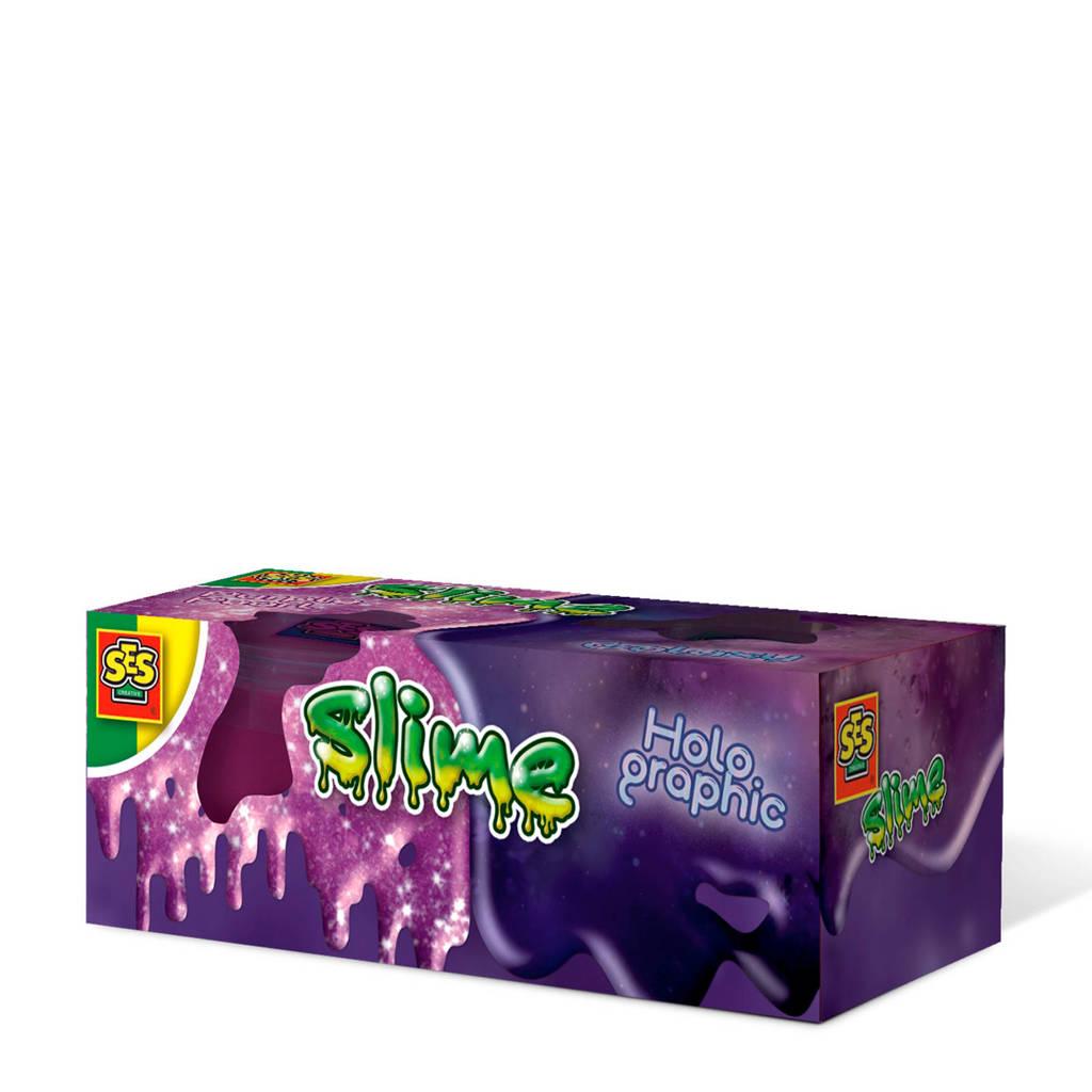 SES  Slime  - Galaxy 2x120gr