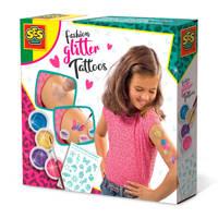 SES Fashion glitter tattoos