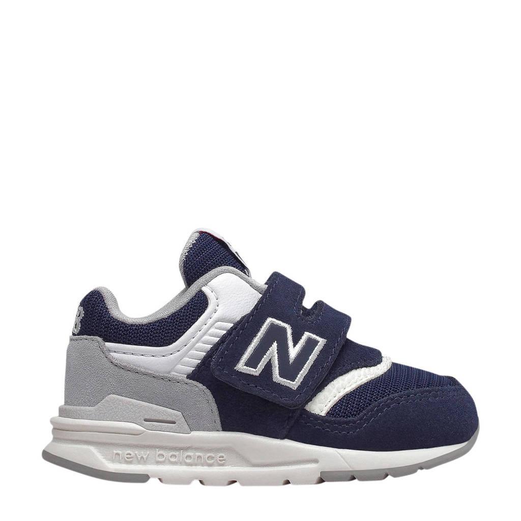New Balance  997 sneakers donkerblauw/wit/grijs, Blauw/wit/grijs