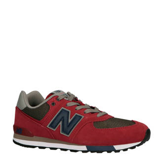 GC574 sneakers rood/blauw