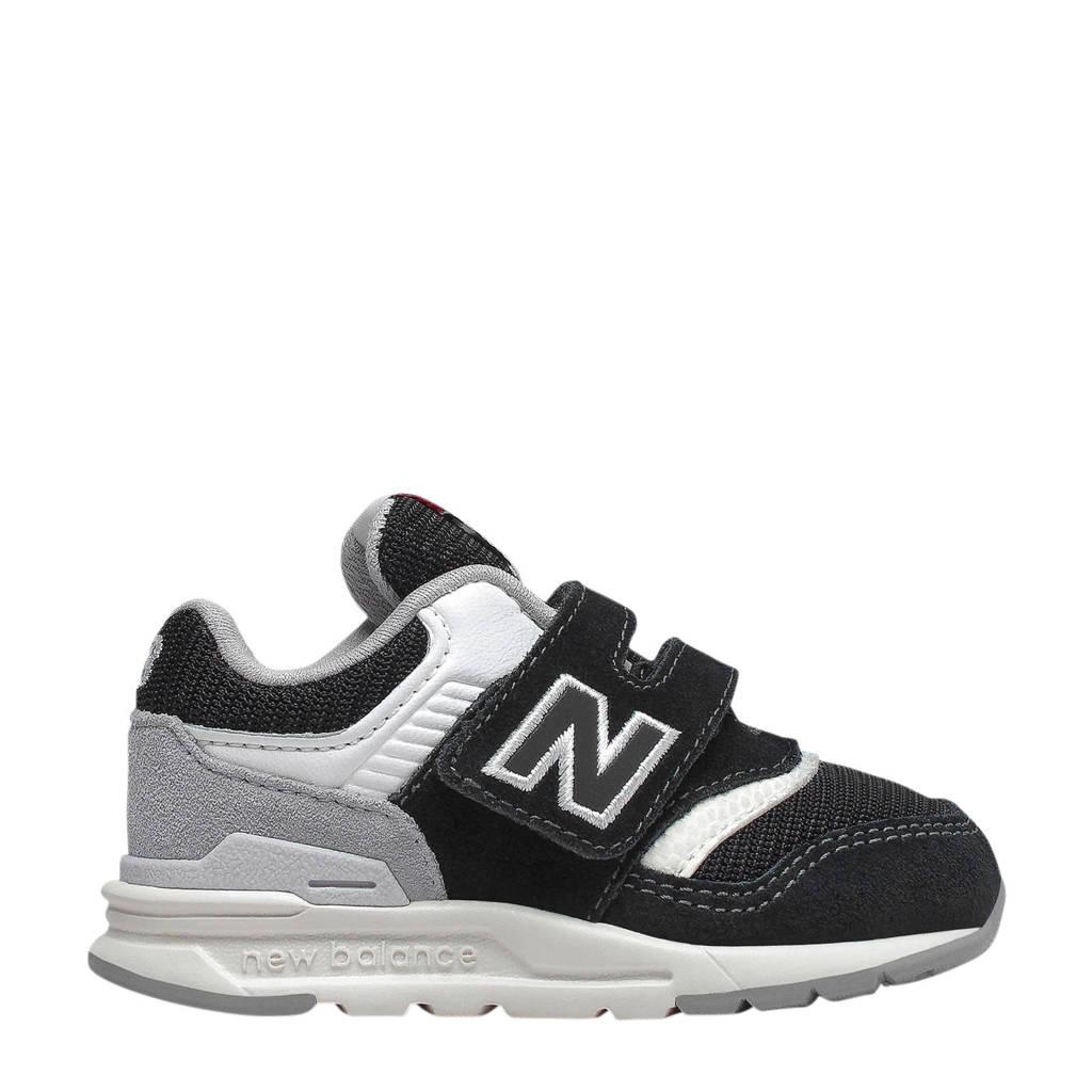 New Balance 997  sneakers zwart/wit/grijs, Zwart/wit/grijs