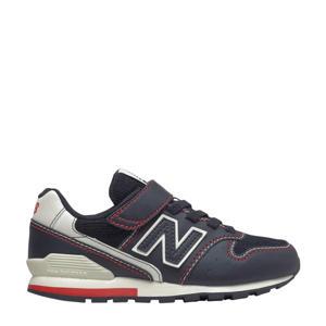 YV996 sneakers marine/rood