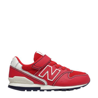 YV996 sneakers rood/wit