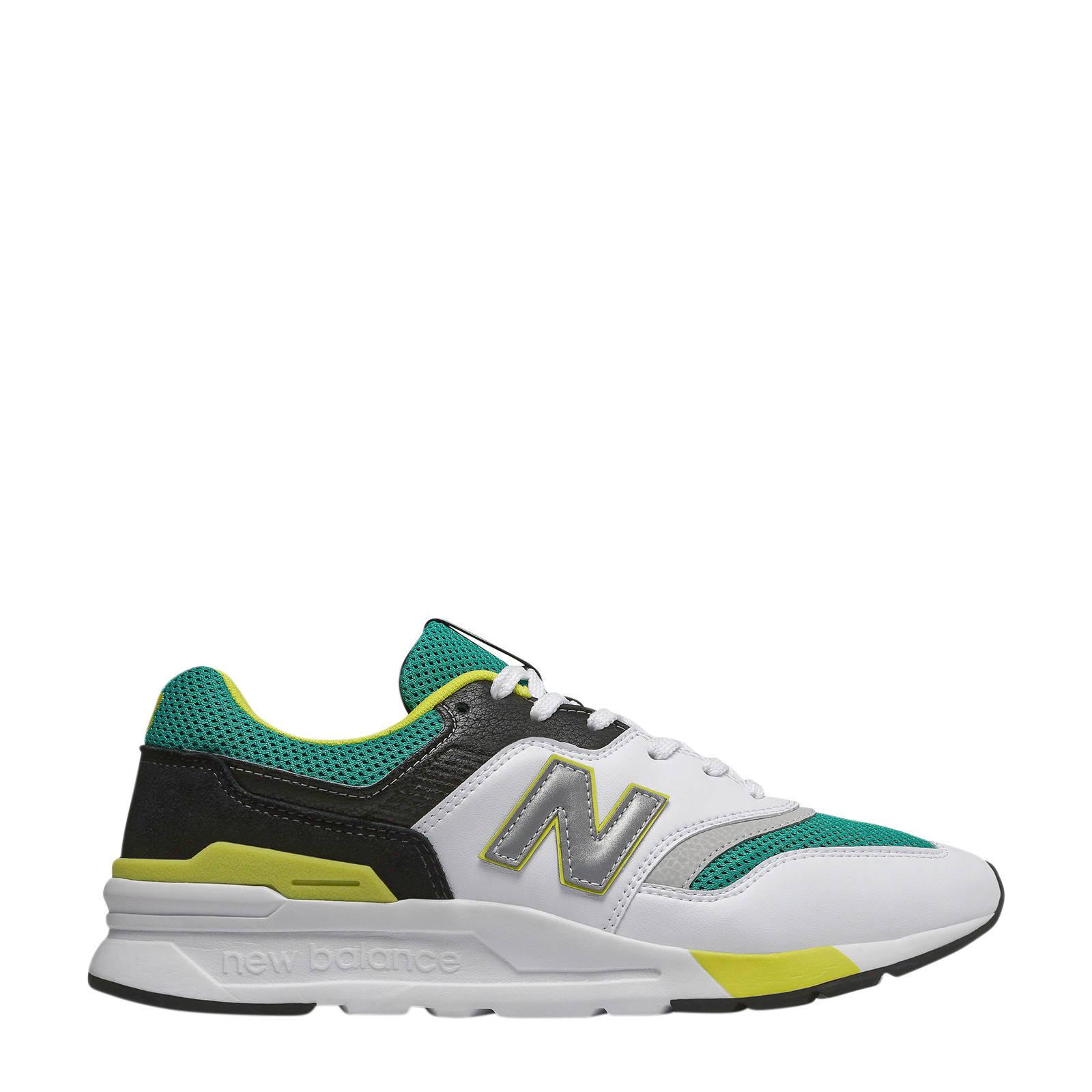 New Balance 997H sneakers witturquoise | wehkamp