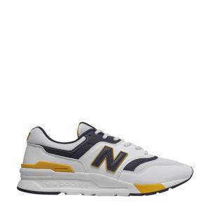 997  sneakers wit/marine