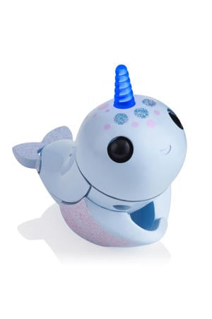 Fingerlings light up narwhal - Nori