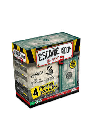 Escape Room The Game basisspel 2  bordspel