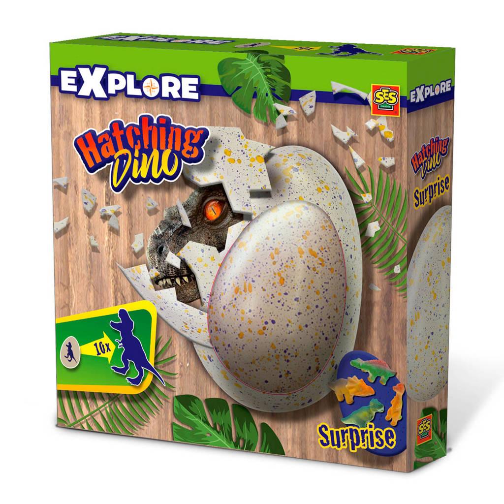 SES Explore Dino uitbroeden
