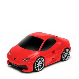 Lamborghini Huracan koffer rood 49x27x22 cm (91002)