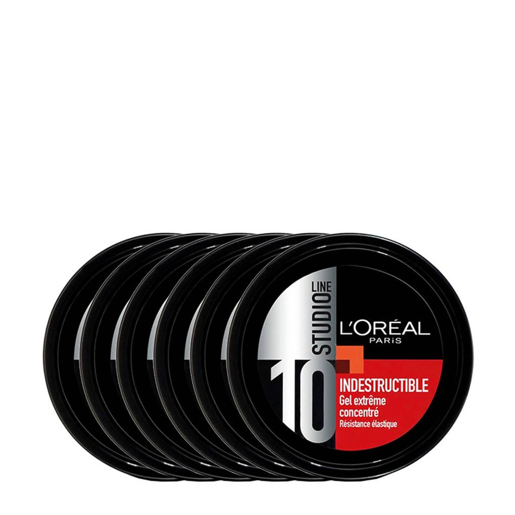 L'Oréal Paris Studio Line vloeibare wax - 6x 150ml multiverpakking