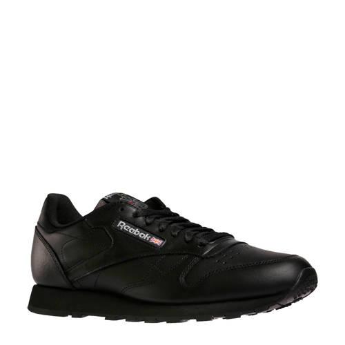 Reebok Classics Classic Leather sneakers zwart
