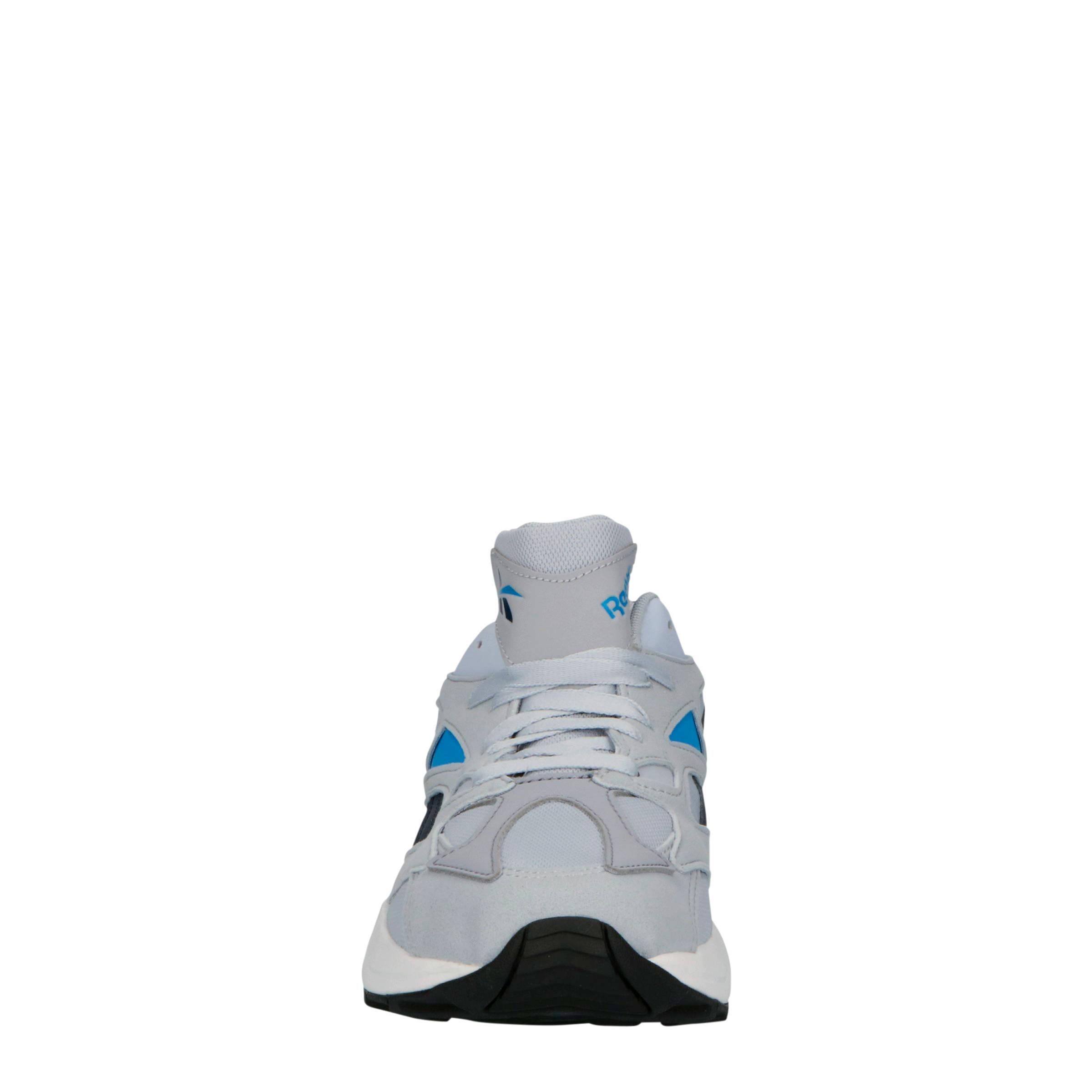 Reebok Classics Aztrek 96 sneakers grijszwartkobaltblauw