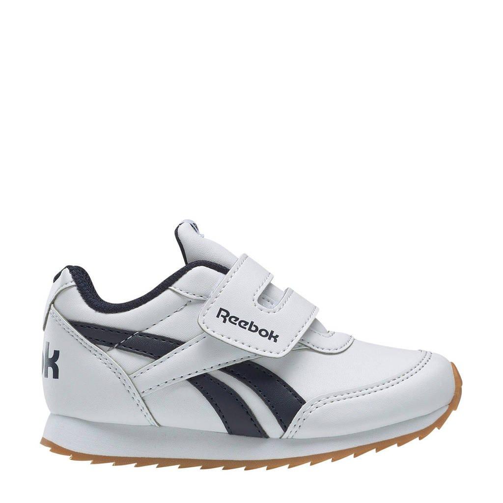 Reebok Classics  Royal CLJog  sneakers wit/donkerblauw, Wit/donkerblauw