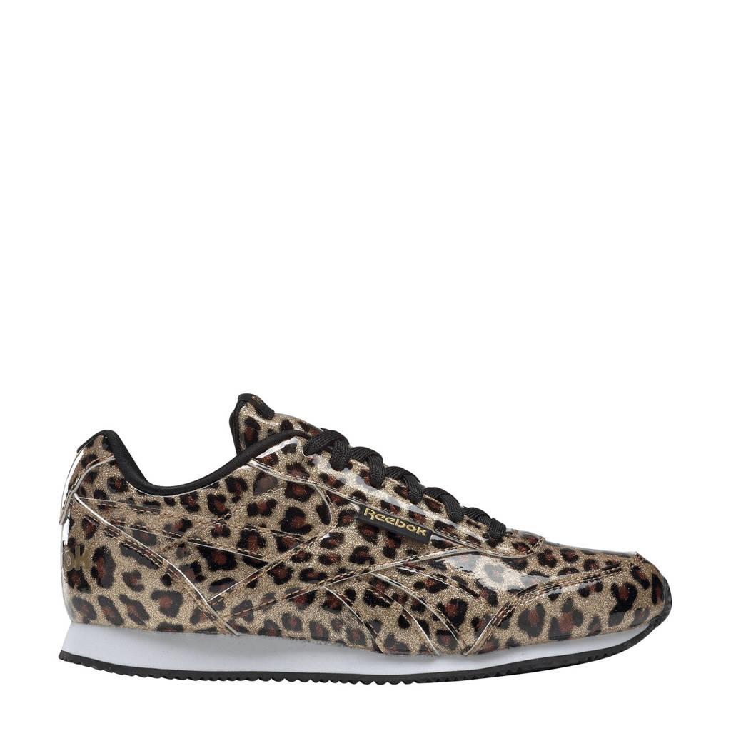 Reebok Royal Classic Jog  sneakers, Goud/zwart