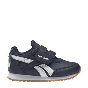 Royal CLJog  sneakers donkerblauw/wit
