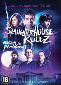 Slaughterhouse rulez (DVD)