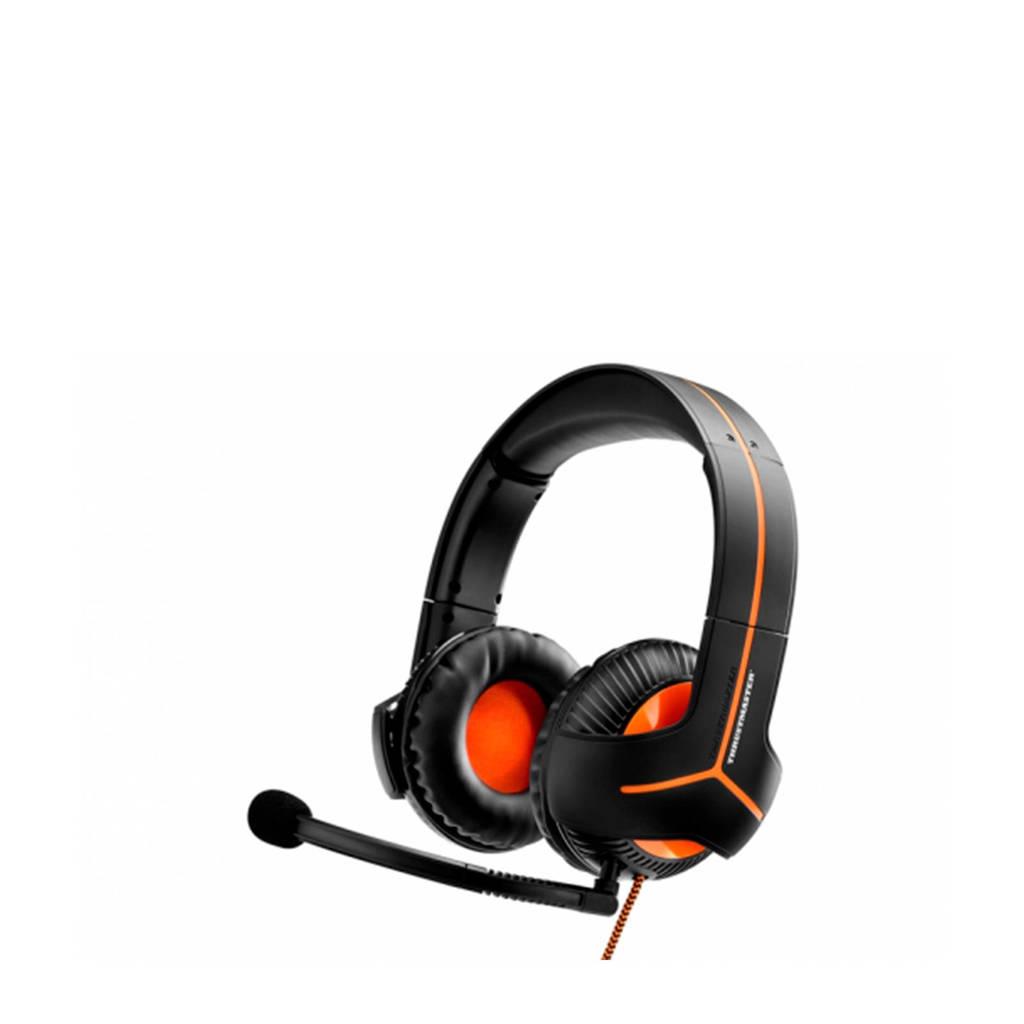 Thrustmaster  Y-350CPX gaming headset, Zwart