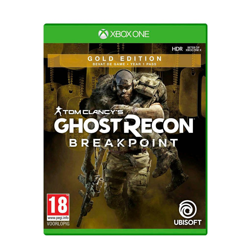 Tom Clancy's Ghost Recon Breakpoint Gold edition (Xbox One), -