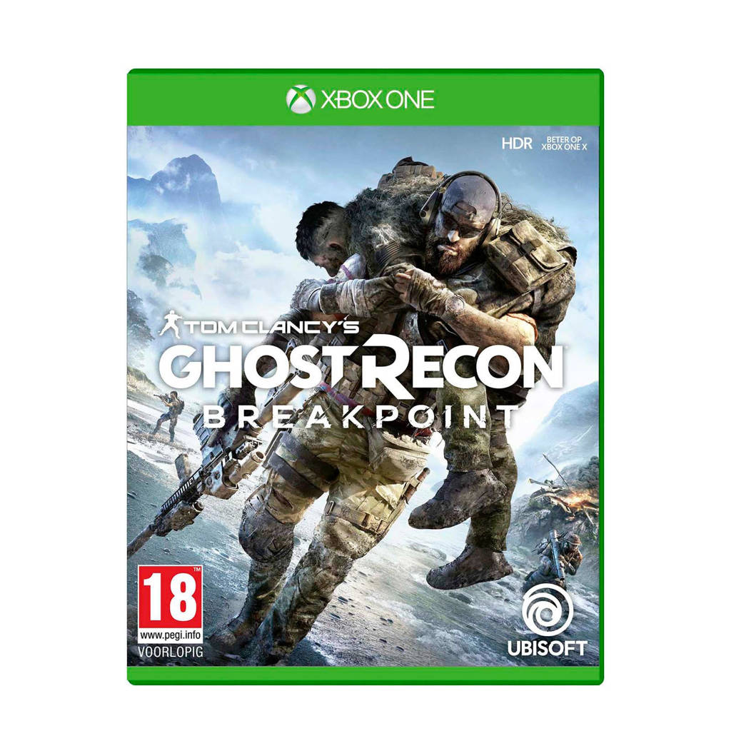 Tom Clancy's Ghost Recon Breakpoint Standard edition (Xbox One), -