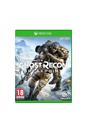 Tom Clancy's Ghost Recon Breakpoint Standard edition (Xbox One)