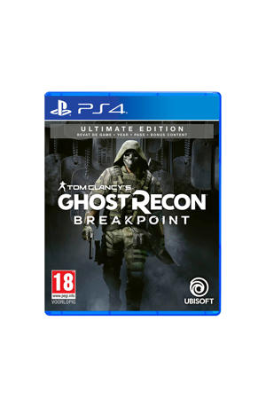 Tom Clancy's Ghost Recon Breakpoint Ultimate edition (PlayStation 4)