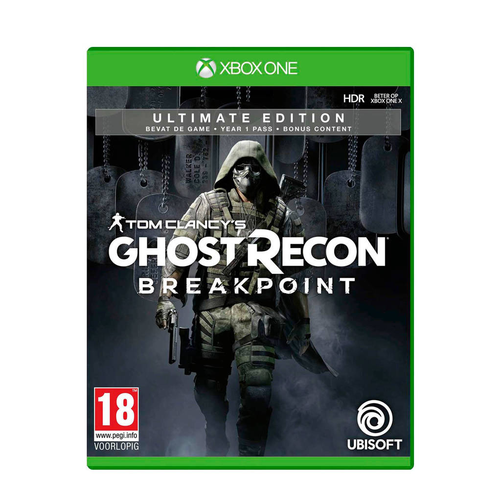 Tom Clancy's Ghost Recon Breakpoint Ultimate edition (Xbox One), -
