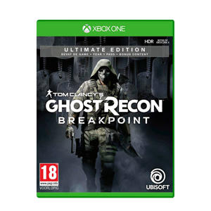 Tom Clancy's Ghost Recon Breakpoint Ultimate edition (Xbox One)