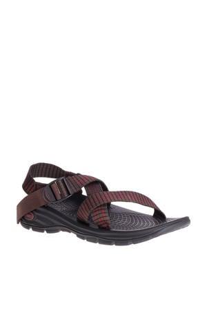 Z-Volv outdoor sandalen bruin/rood