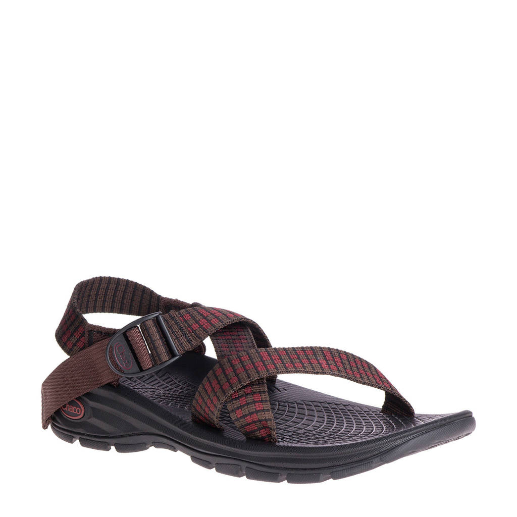 Chaco   Z-Volv outdoor sandalen bruin/rood, Usonian Java/Bruin