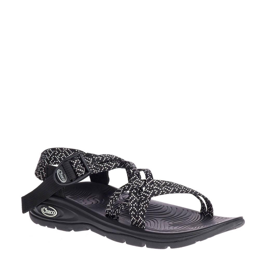Chaco   Z-Volv outdoor sandalen zwart, Zwart (Burlap Black)