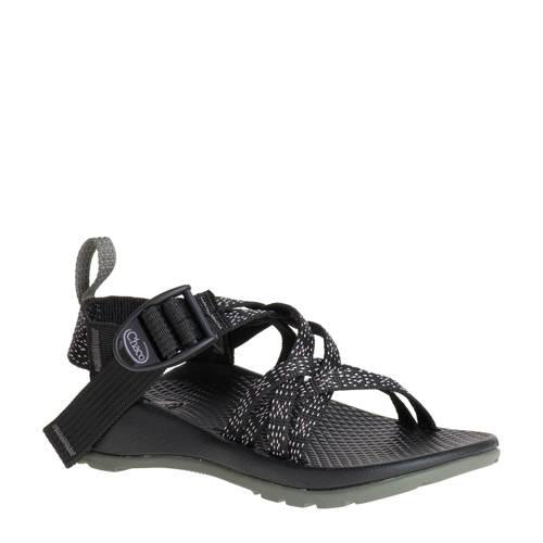 Chaco ZX/1 Hugs & Kisses outdoor sandalen zwart/wit kids