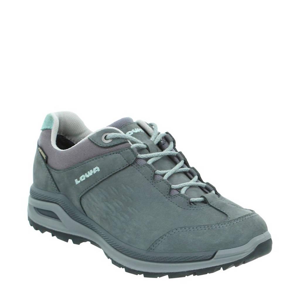 Lowa Lorcarno GTX wandelschoenen grijs/aqua, Graphite/Jade