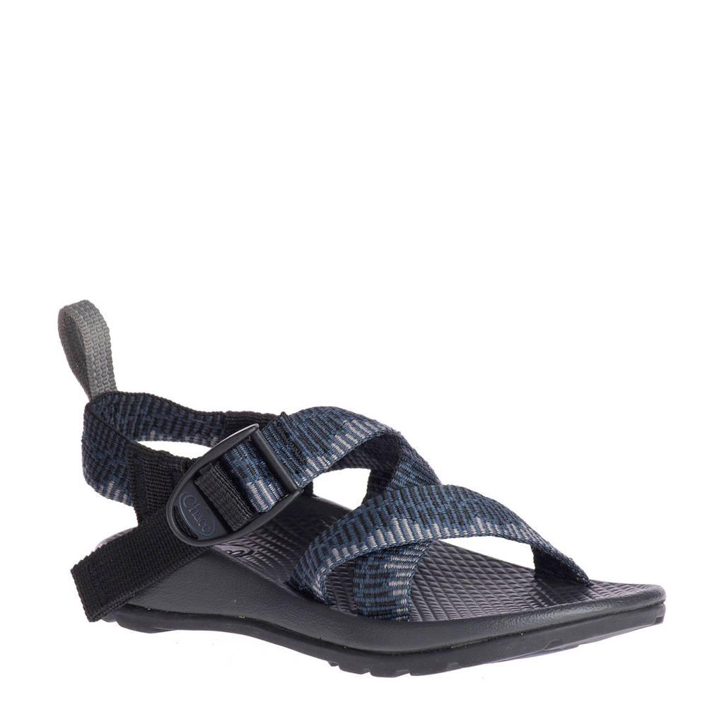 Chaco   Z/1 Amp Navy outdoor sandalen blauw kids, Blauw (Amp Navy)