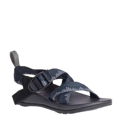 Chaco Z/1 Amp Navy outdoor sandalen blauw kids
