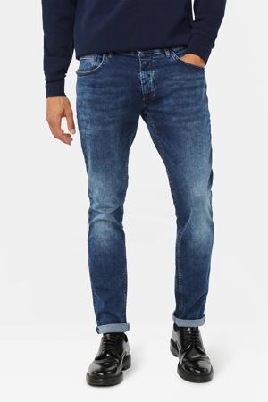 Blue Ridge tapered fit jeans Dallas Sloane dark denim