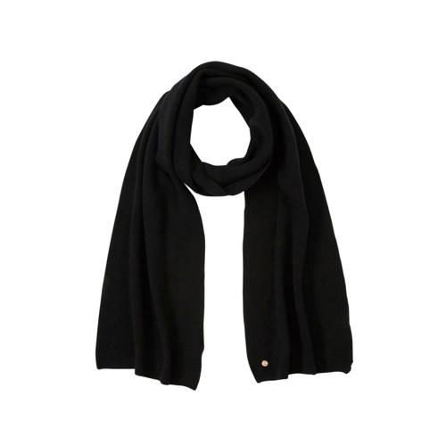 Bickley + Mitchell sjaal zwart