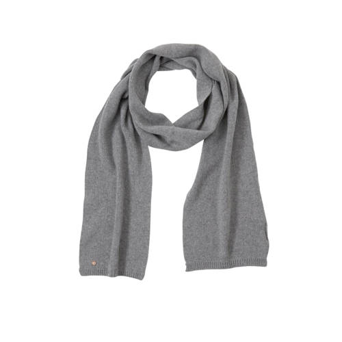 Bickley + Mitchell sjaal grijs
