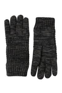 Bickley + Mitchell handschoenen zwart, Zwart