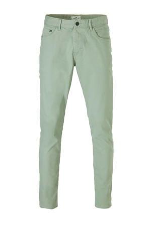 slim fit jeans lichtgroen