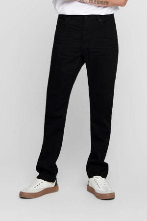 regular fit jeans Weft black denim