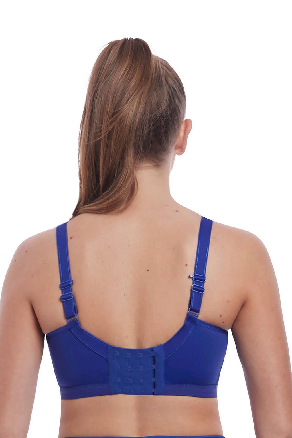 Freya Active Level 1 sportbh Dynamic Soft blauw, Blauw